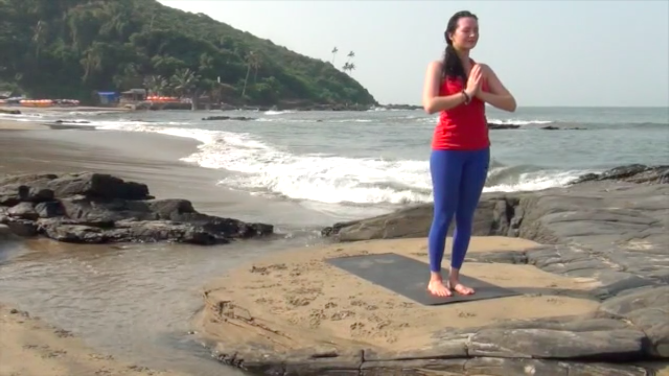 Vinyasa- Good Morning Sun Salutations (Preview)